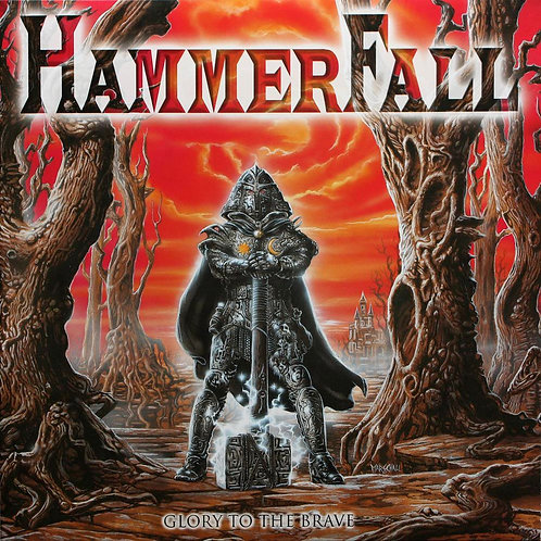Hammer Fall ‎– Glory To The Brave