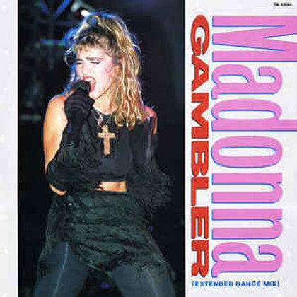 Madonna – Gambler (Extended Dance Mix)