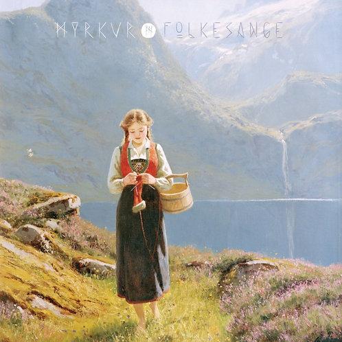 Myrkur - Folkesange (Colored Vinyl)