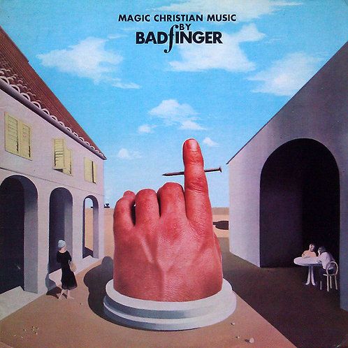 More Images  Badfinger ‎– Magic Christian Music