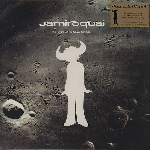 Jamiroquai ‎The Return Of The Space Cowboy