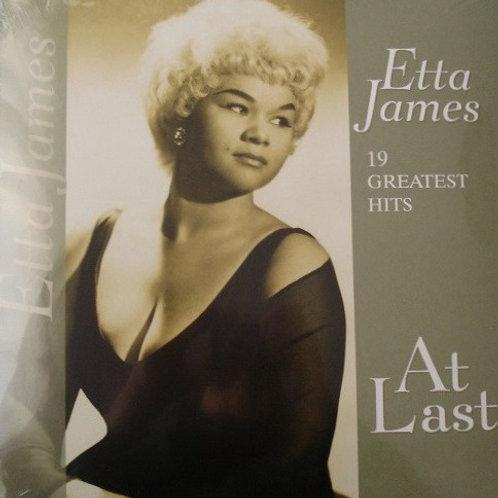 Etta James – 19 Greatest Hits At Last