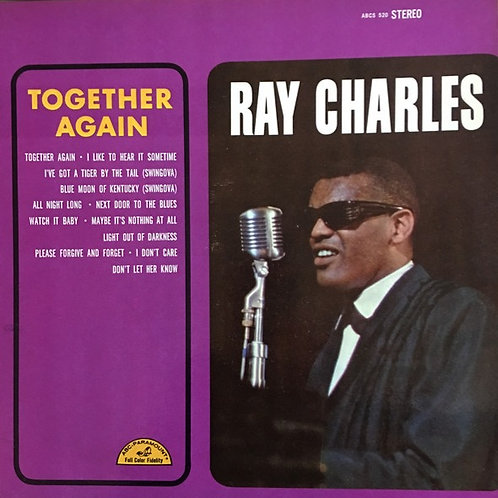 Ray Charles ‎– Together Again
