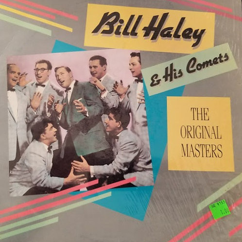 Bill Haley And His Comets – The Original Masters