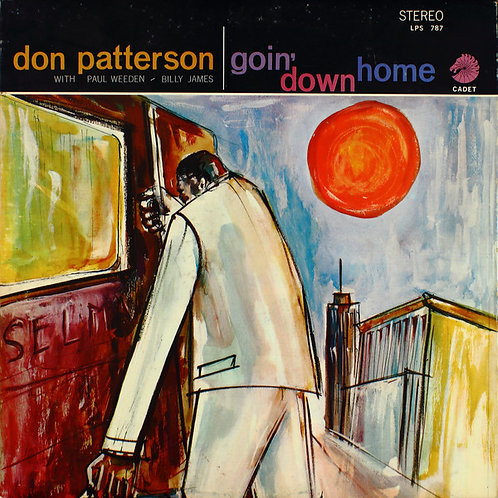 Don Patterson ‎– Goin' Down Home