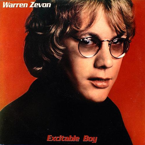 Warren Zevon – Excitable Boy