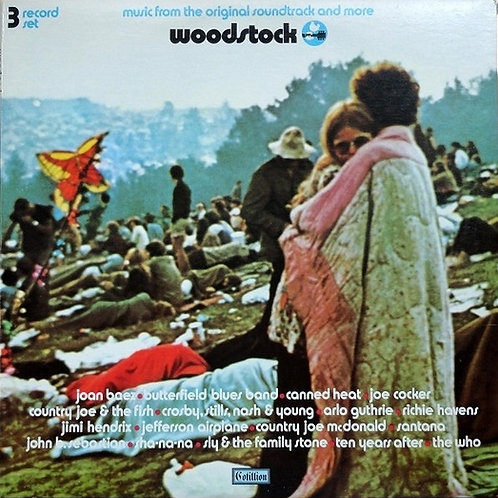 Woodstock - Music From The Original Soundtrack
