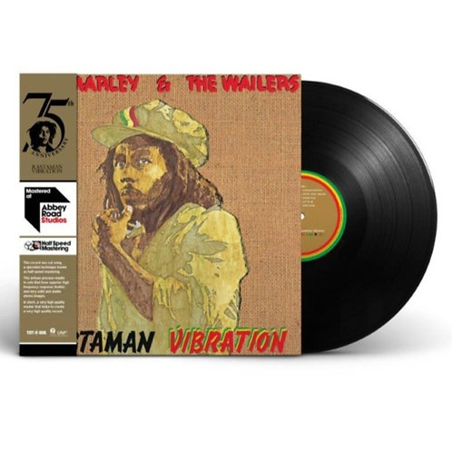 Bob Marley & the Wailers - Rastaman Vibration (Half-Speed Mastering)
