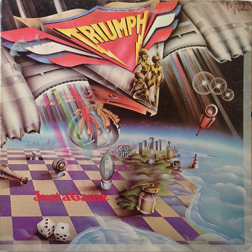 Triumph  – Just A Game