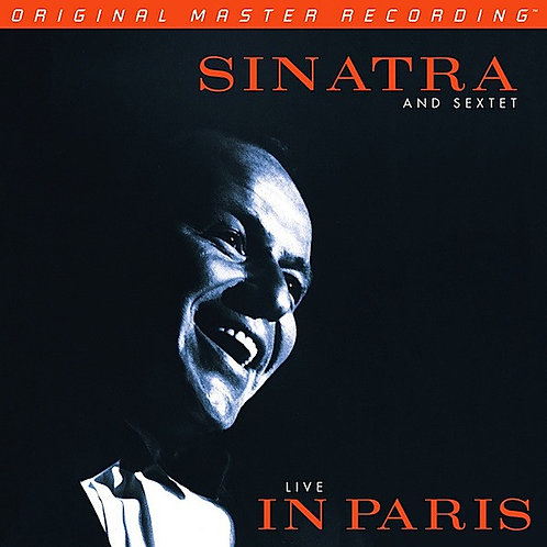 Sinatra And Sextet – Live In Paris
