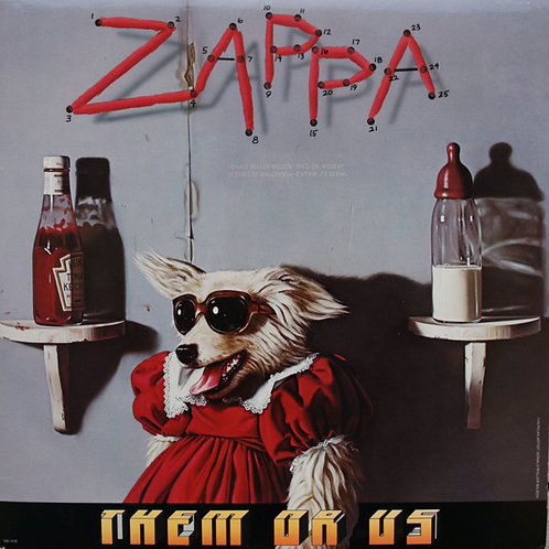 Zappa ‎– Them Or Us
