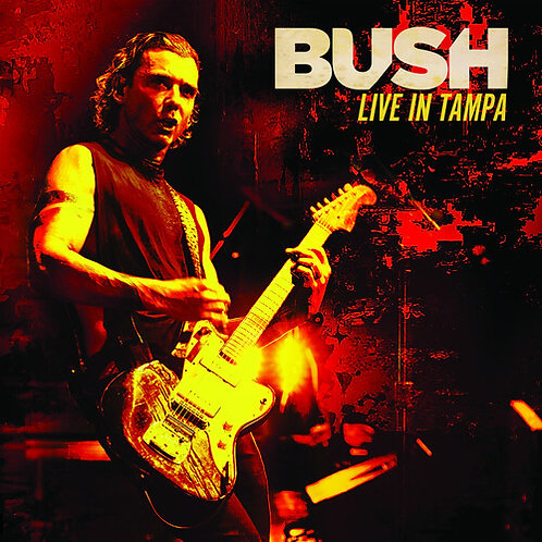 Bush - Live In Tamps