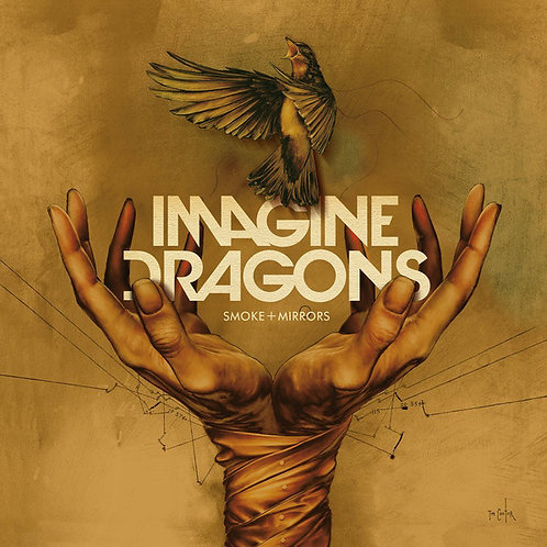 Imagine Dragons Smoke + Mirrors (Clear Vinyl)