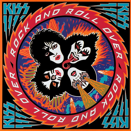 Kiss – Rock And Roll Over