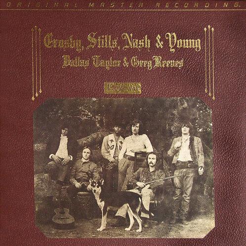 Crosby Stills Nash & Young – Deja Vu