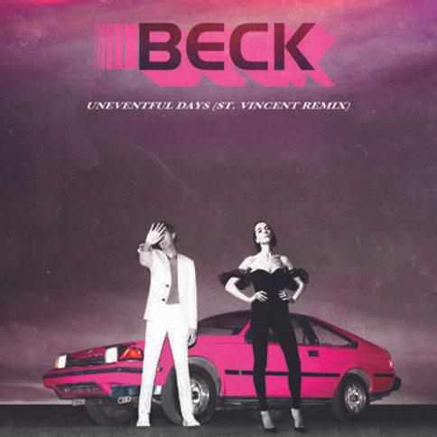 "Beck - ""No Distraction / Uneventful Days (Remixes)"""