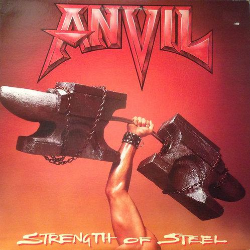 Anvil – Strength Of Steel