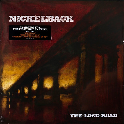 Nickelback ‎The Long Road