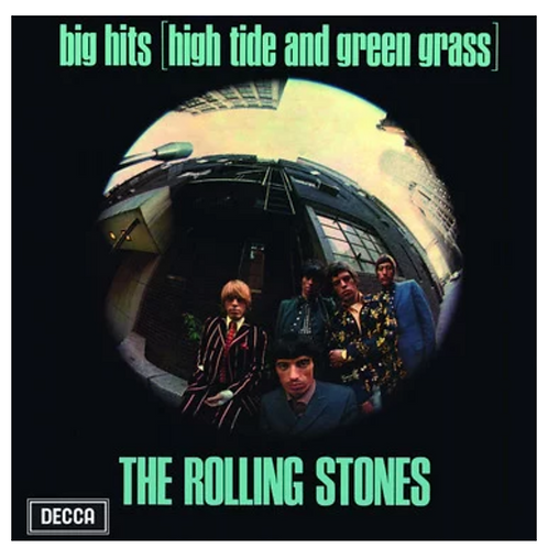 Rolling Stones - Big Hits (High Tide And Green Grass)