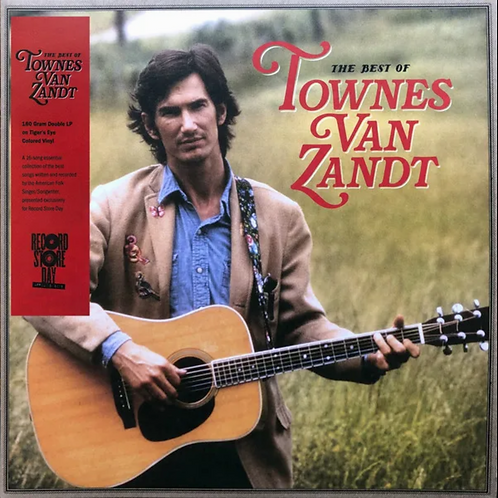 Townes Van Zandt ‎– The Best Of Townes Van Zandt