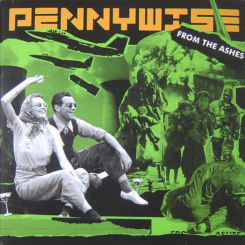 Pennywise ‎– From The Ashes