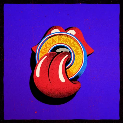 """Rolling Stones - She's A Rainbow (Live) 10"""""""