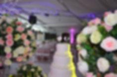 Buffet Candy Eventos Mesa do Bolo
