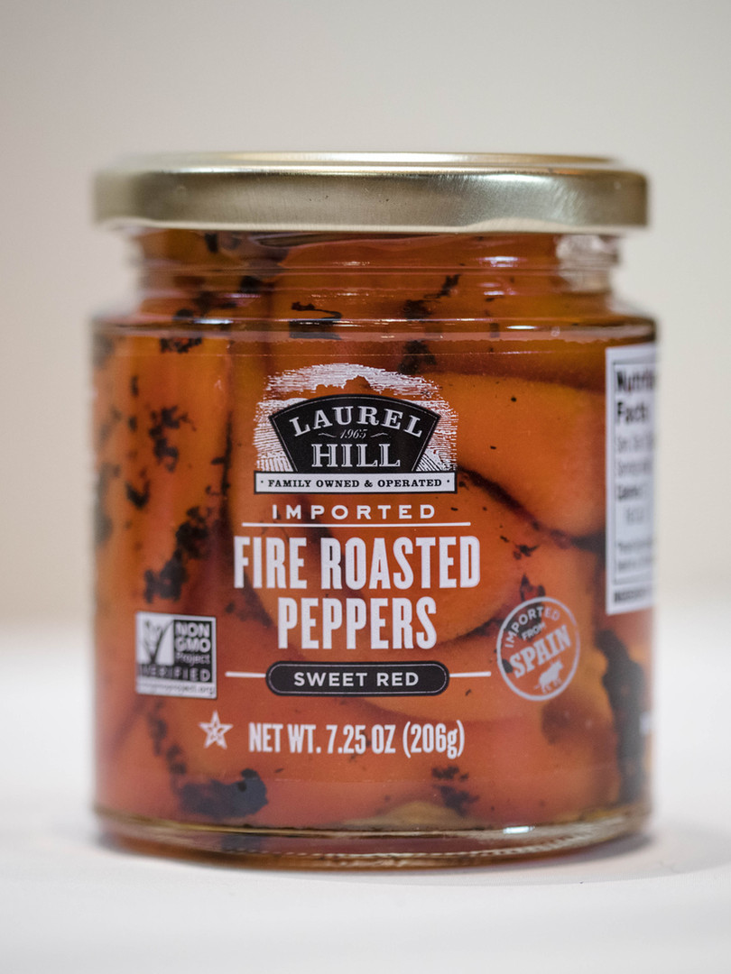 Fire Roasted Peppers