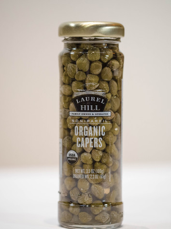 Organic Non-Pareil Capers