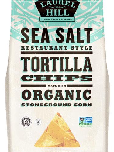 Sea Salt Tortilla Chips
