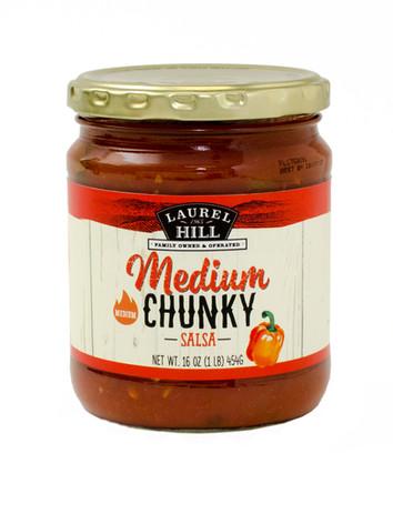 Medium Chunky Salsa