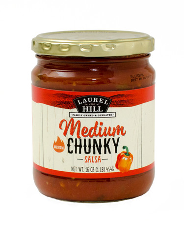 Medium Chunky Salsa