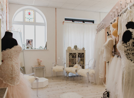 How to Store Your Wedding Dress Before the Big Day