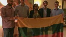Lithuanian Entrepreneurs welcomed to Uganda.