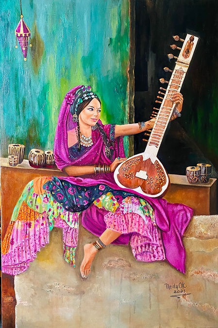 2021-06-Sapna-Indian girl