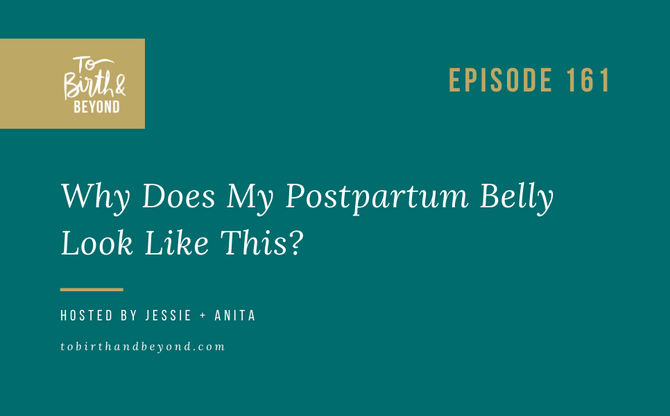 [Podcast] Why Does My Postpartum Belly Look Like This?