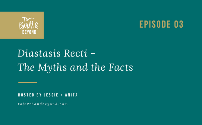 [Podcast] - Diastasis Recti