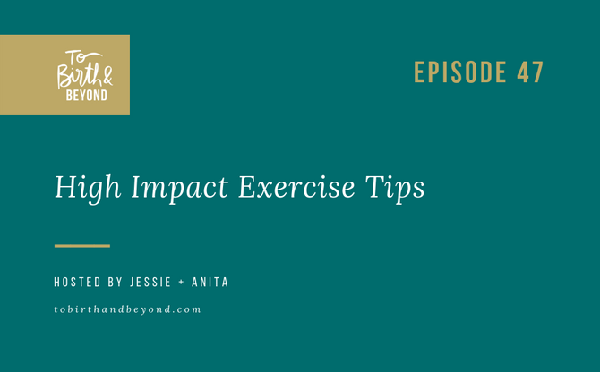 [Podcast] - High Impact Exercise Tips