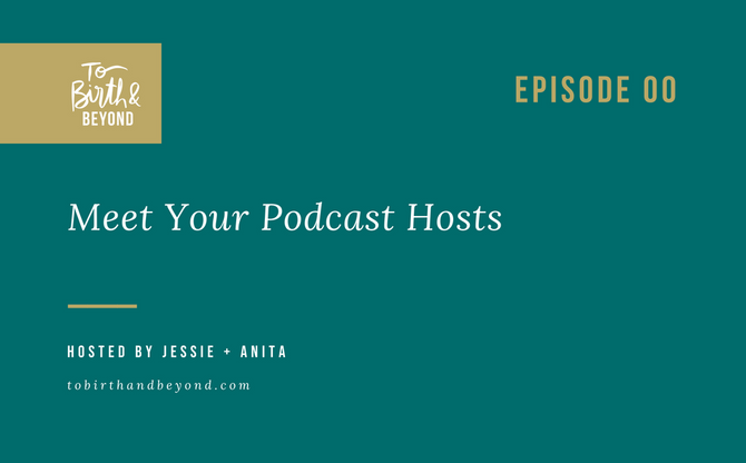 [Podcast] - Meet Your Podcast Hosts - Jessie Mundell and Anita Lambert
