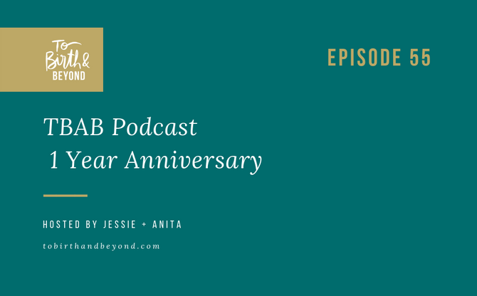 [Podcast] - TBAB Podcast 1 year Anniversary