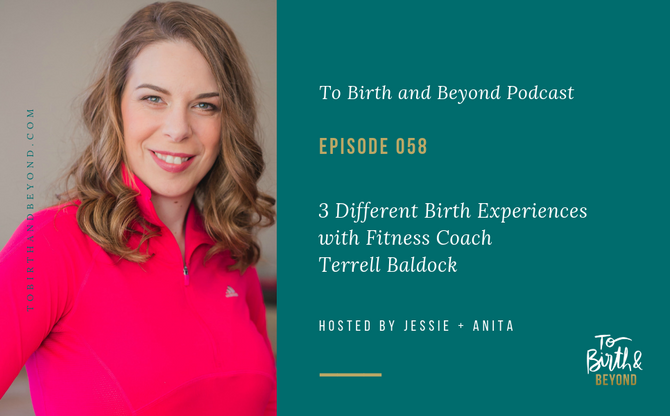 [Podcast] - Birth Stories with Terrell Baldock