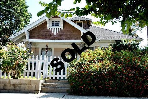 Craftsman home sold Riverside