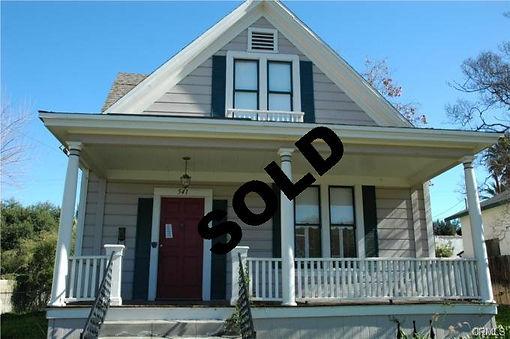 Vinage home sold in Redlands
