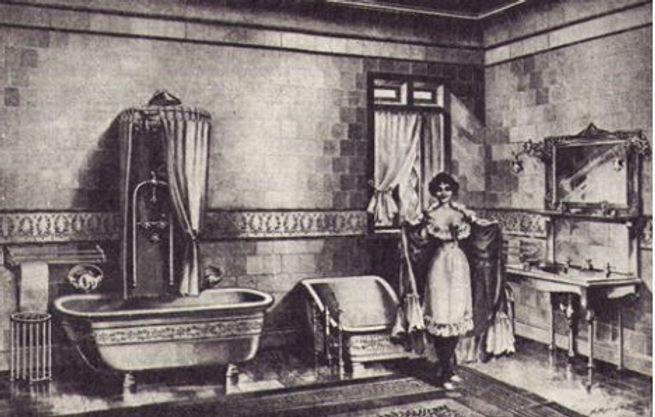 Victorian Bathroom designs