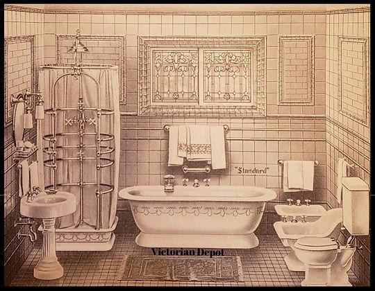 Standard Manufacturing co bathroom design