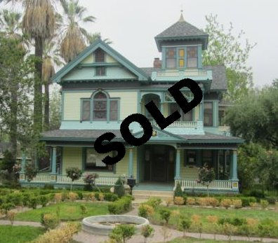 Victorian home sld in Redlands