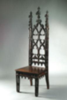 Gothic-Revival-Mahoganized-Pak-Hall-Chai