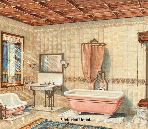Meyer Sniffen Bathroom