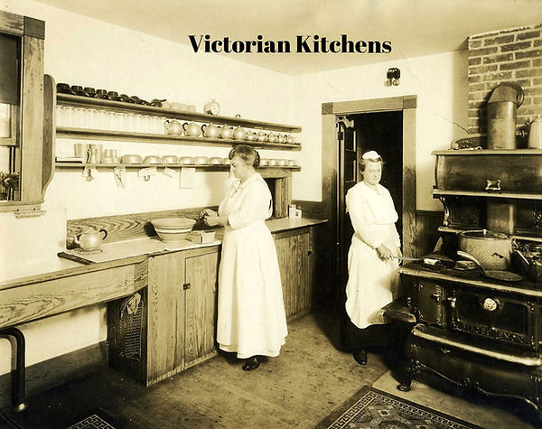 Victorian Kitcen designs
