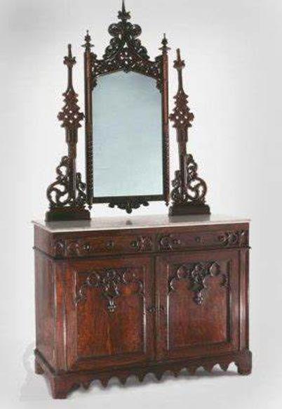 Gothic revival dresser.jpg
